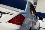 Mercedes W221 AMG Рестайлинг