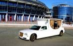 Крайслер 300С лимузин-карета