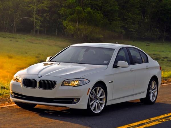 BMW 5-F10