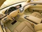 Mercedes S-221 LONG (удлиненный)