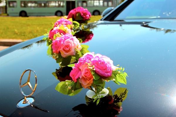 Букеты из маленьких роз