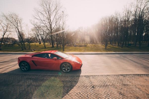 Lamborghini gallardo (Ламборджини Голлардо)