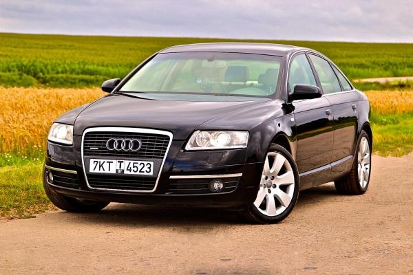 Audi A6 (С6)
