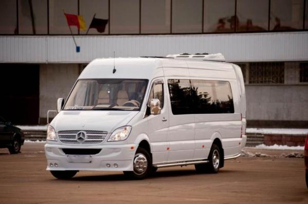 Mercedes Sprinter 20 Мест