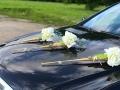 Букеты из роз с сезалием