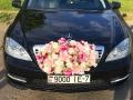 Композиция цветочная (розовая лилия)